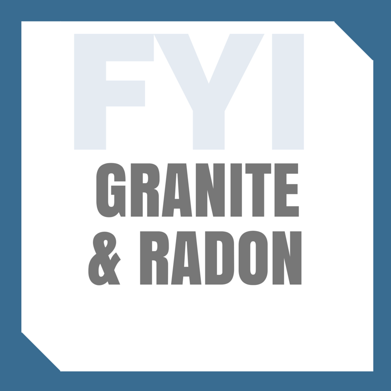 Granite and Radon
